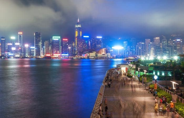 Places to Visit Hongkong in Evening Time