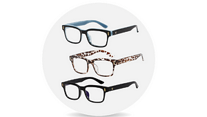 Blue blocker glasse