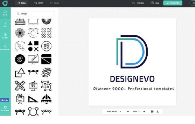 Designevo free professional template