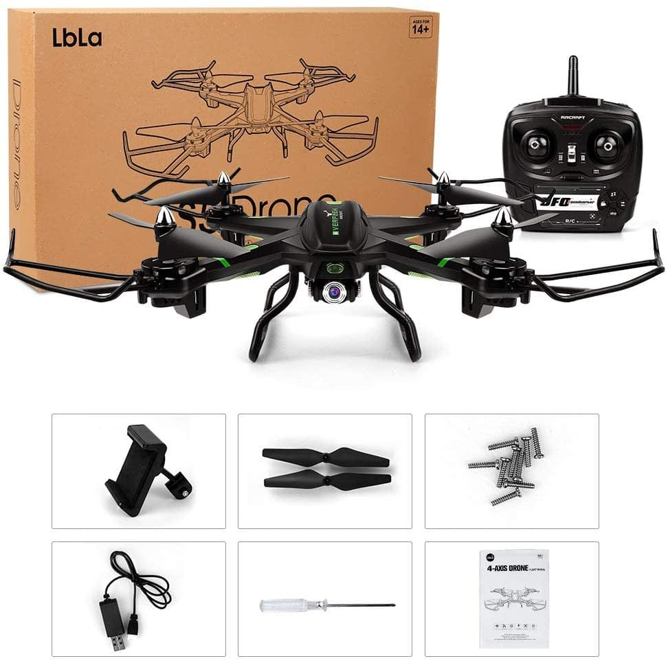LBLA FPV Drone what included in box
