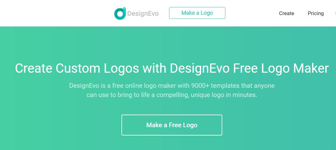 DesignEvo Review: Easy-to-use Logo Maker