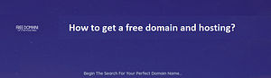 FreeDomaini Review: Free Domain And Hosting