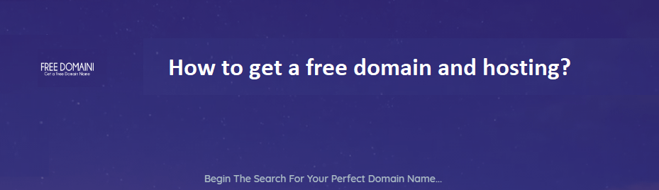 FreeDomaini Review: Free Domain and Hosting?