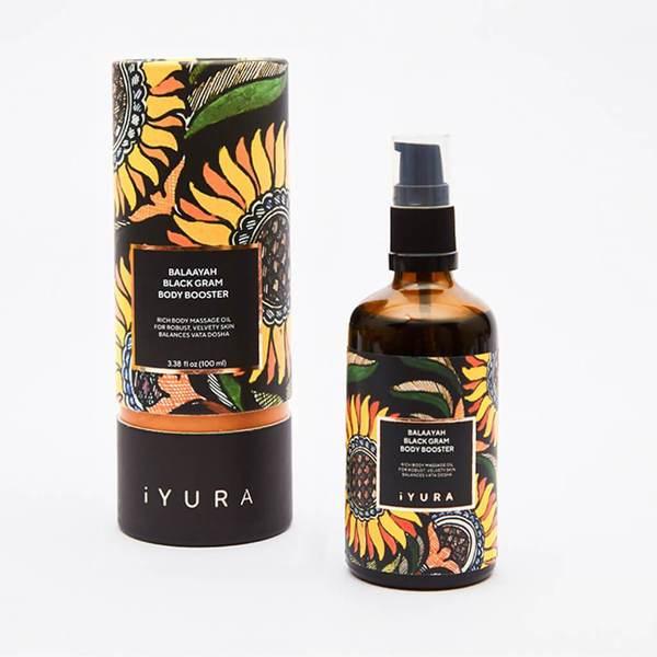 Body Oil (Massage): Balaayah Black Gram Body Booster