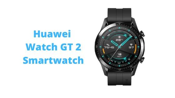 Best for Beginners: Huawei Watch GT 2 Smartwatch