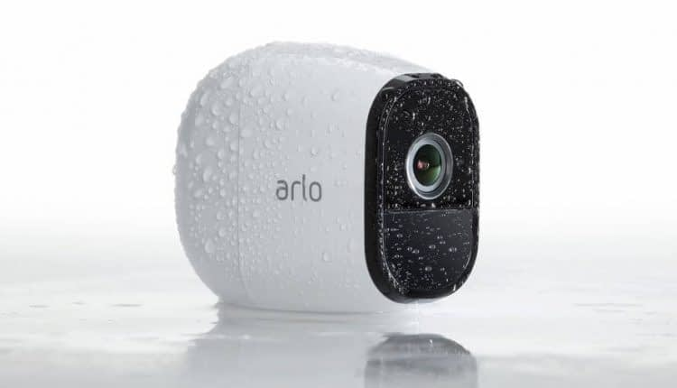 Arlo Pro Home Security Camera System Review
