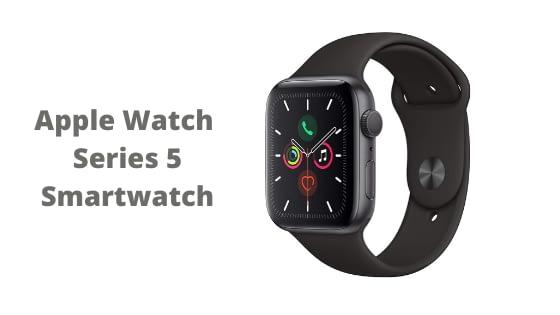 Best for Apple lovers: Apple Watch Series 5 Smartwatch