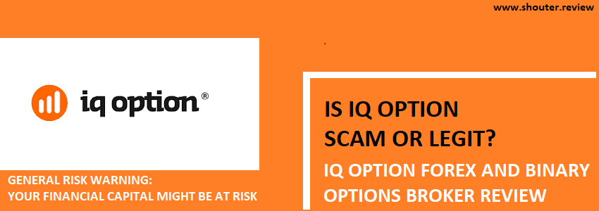 IQ Option Forex and Binary Options Broker Review