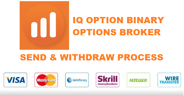 IQ Option Binary Options: How To Deposit and Withdraw Money