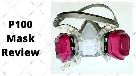 P100 Mask Respirator Review