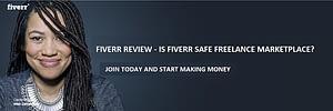 Fiverr Review Legit or scam marketplace