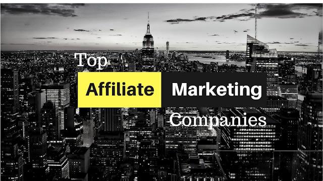 Top 5 Affiliate Marketing Companies Reviews