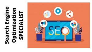 search engine optimization specialist job at blue media ltd