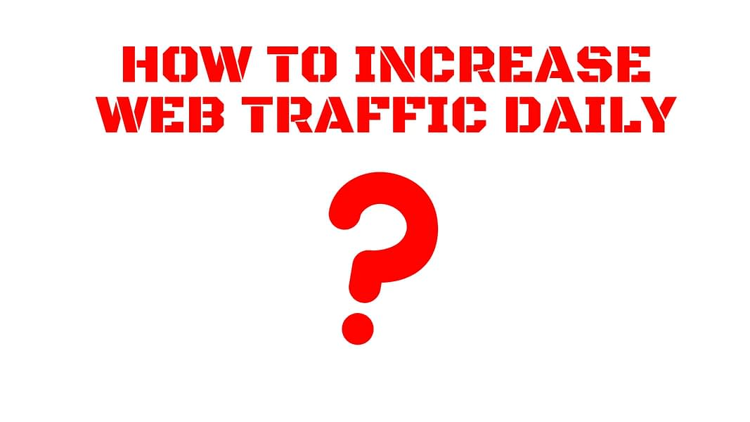How to Increase Organic Traffic on website with Basic SEO