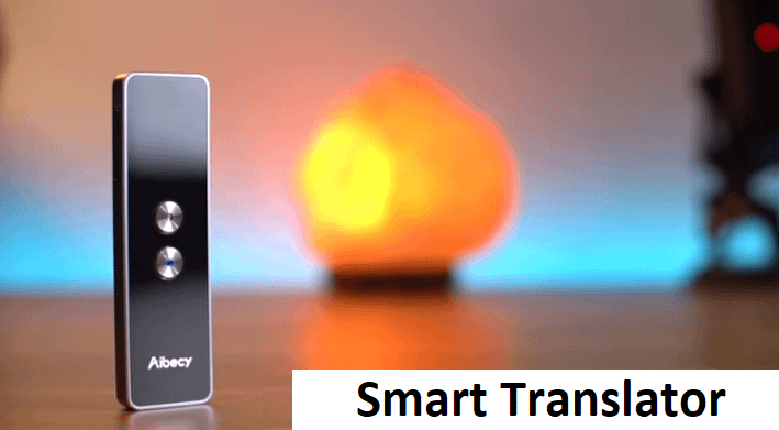 Smart Translator Review: Intelligent Speech Translator for Travellers