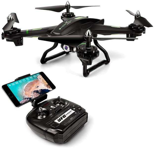 Best Cheap Drone with HD Camera: LBLA FPV Drone Review