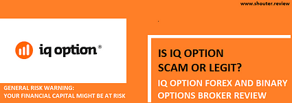 iqoption forex and binary options broker review