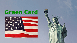 how to get your green card to the USA?