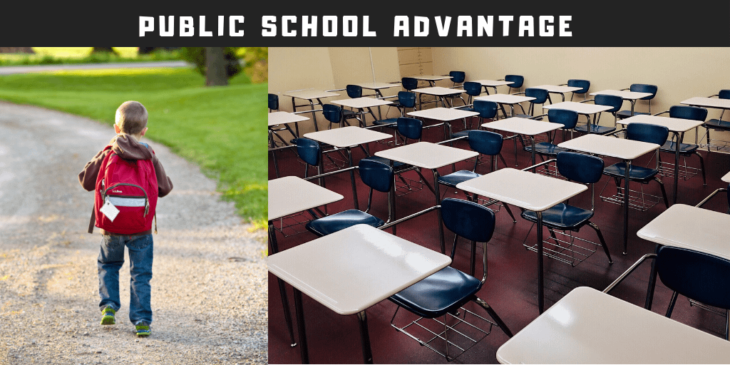 The Public school advantage: Why you should choose a public school for your child?