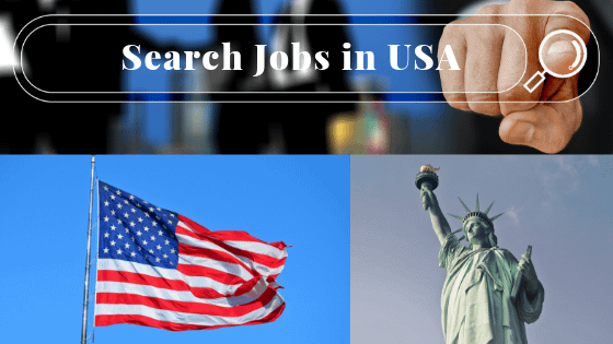 How to find a job in USA? Job search sites list for foreigners