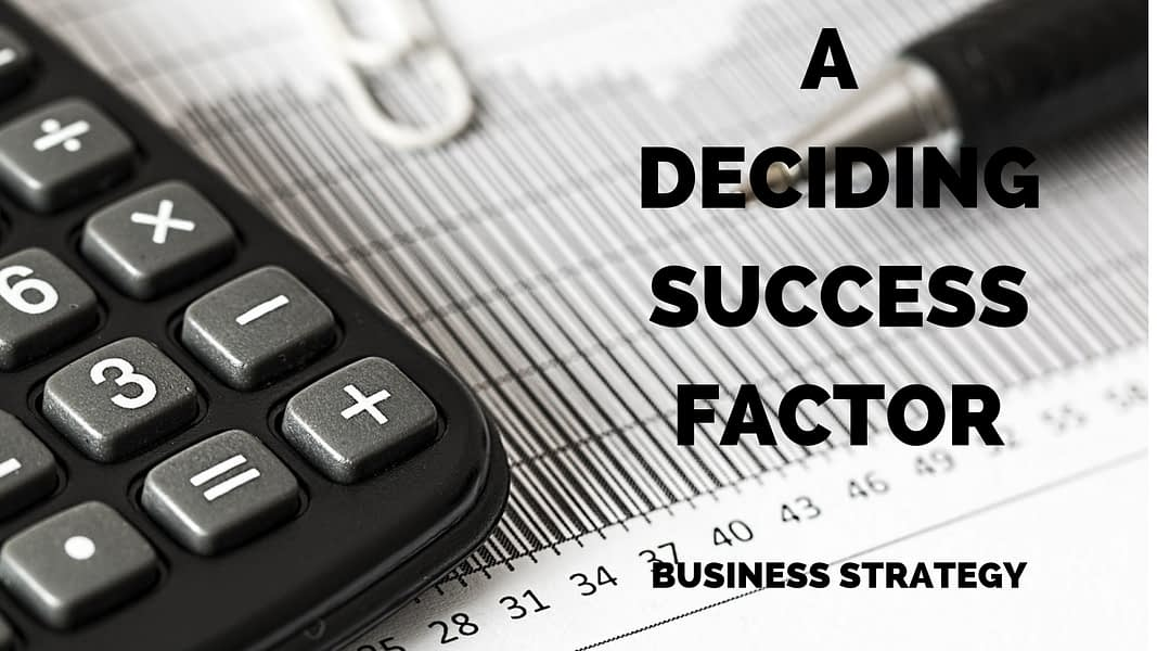 Innovation in Business Strategy: A Deciding Success Factor