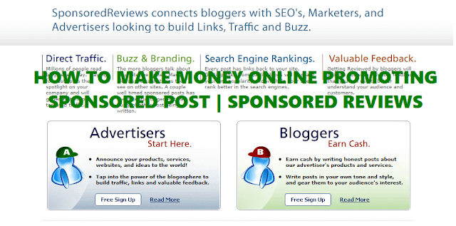 SponsoredReviews Review: Blogger Opportunity