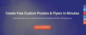 DesignCap Review: A Free and Easy-to-use Poster Maker