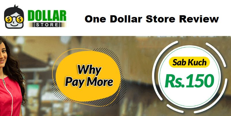 One Dollar Store Review: Online Shop in Pakistan